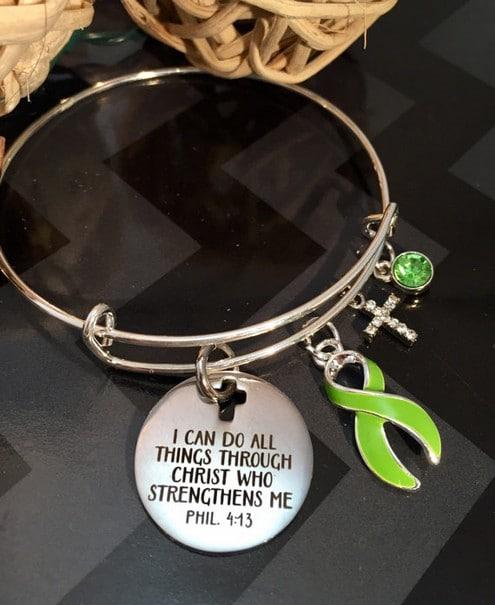Gift Tiger Charm Bracelet