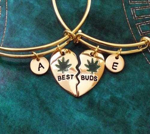 Gold Best Friend Bracelets