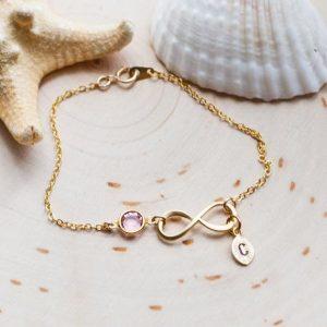 Gold Bracelet For Sister