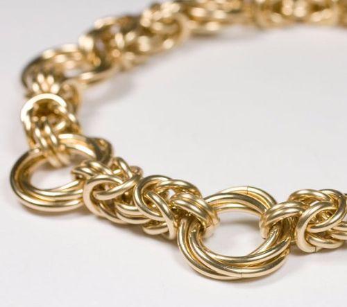 Gold Bracelets For Men Designs