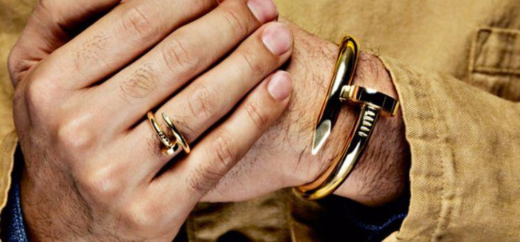 20 Strikingly Unique Gold Bracelets for Men