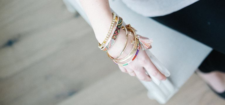 Gold Bracelets For Women Featured Image