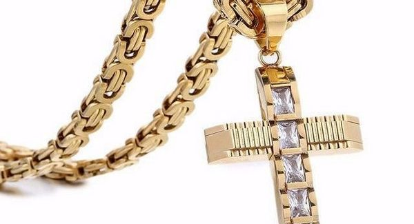21+ Religiously Unique Cross Necklaces for Men and Women