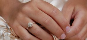 52 Unique Gold Engagement Rings for Her