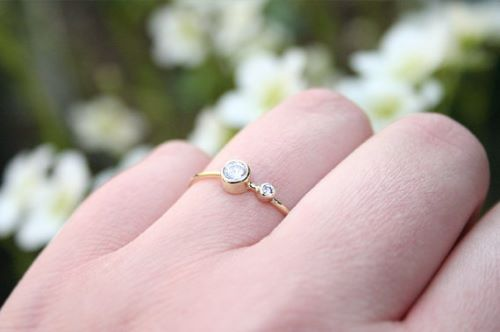 Gold Engagement Rings For Women With Price