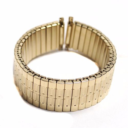 Gold Plated Watchband Bracelets For Men