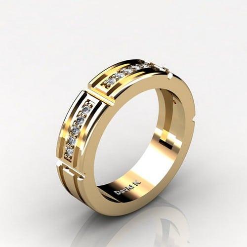 Gold Ring For Men Online