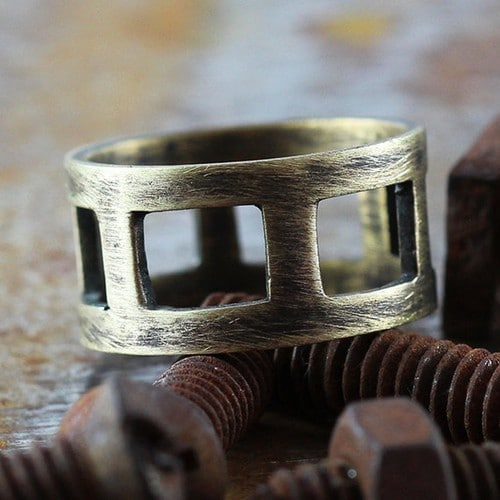 Gold Ring For Men Online