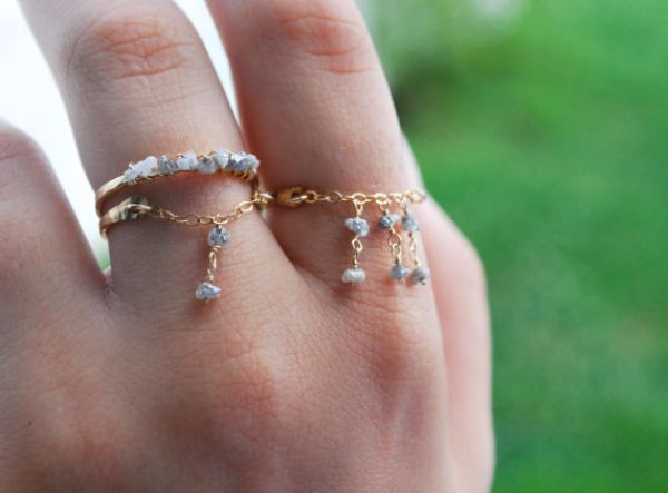 Gold Ring Jewelry fo Wanderlusters