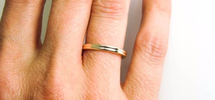 gold ring men guide - Gold Wedding Rings For Men