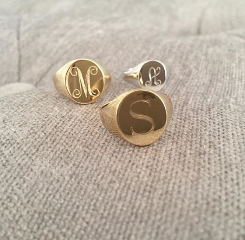 32 Unique Signet Rings for Men and Women Ring to Perfection