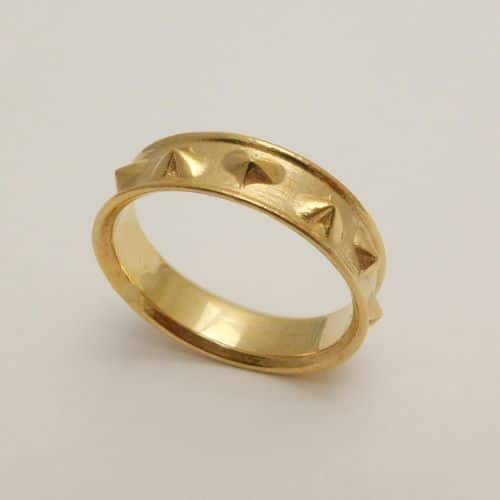 Gold Wedding Rings For Women With Diamonds
