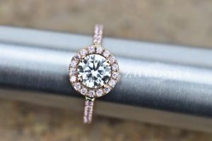 Halo Engagement Rings For Women