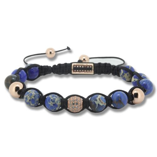 Handmade Mens Beaded Bracelets