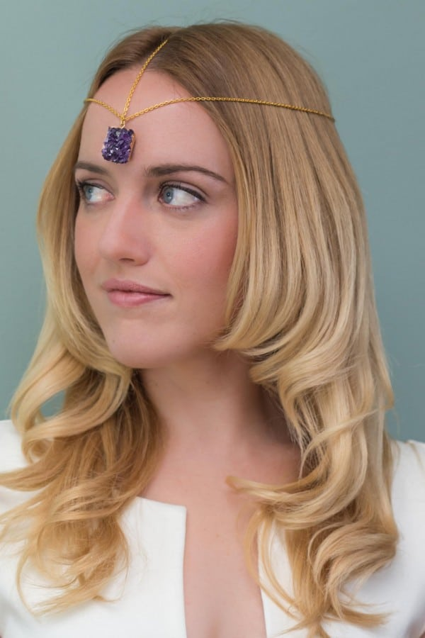 Head Chain Jewelry For Wanderlusters