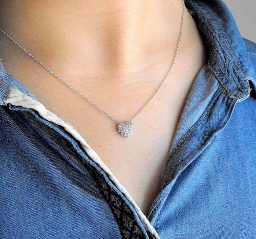 Heart Pendant Necklaces