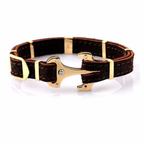 High Quality Mens Leather Bracelets