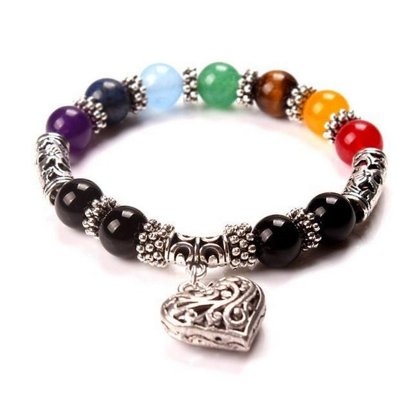How To Make Chakra Bracelets