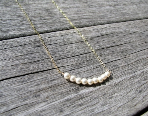 How To Make Pearl Necklace