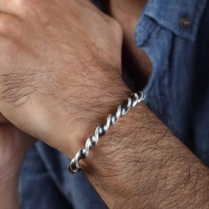 How To Wear Bracelets For Guys