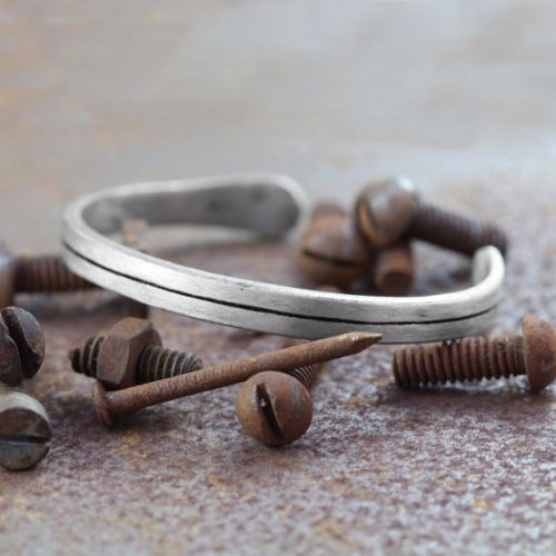 Images Of Silver Bangles