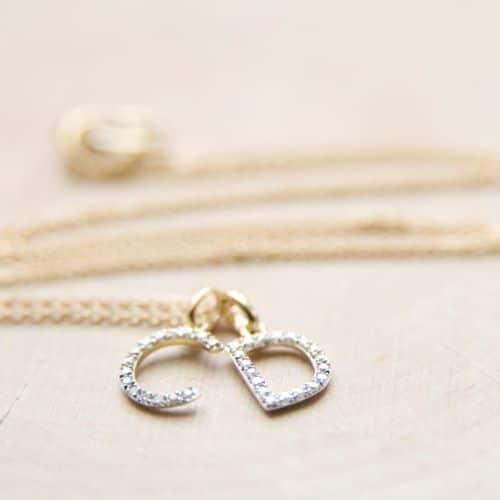 Inexpensive Diamond Necklace