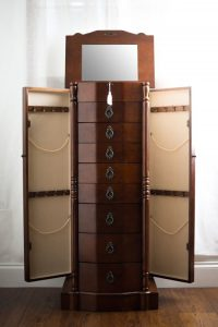 Jewelry Box Armoire