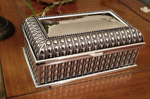 Jewelry Box Plans
