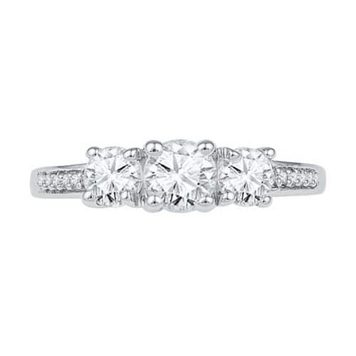 Knot Engagement Rings For Women