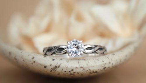 Knot Promise Rings