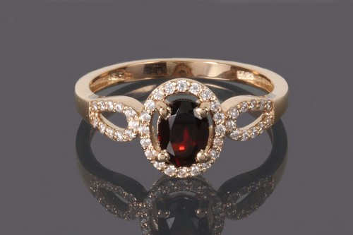 Le Vian Garnet Rings