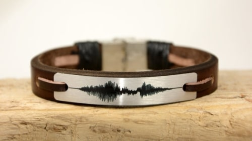 Leather Jewelry For Men