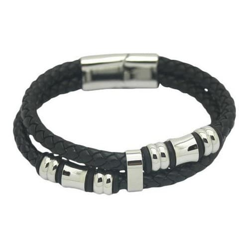 Leather Mens Bracelets Online