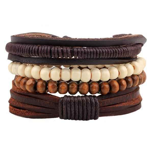 Leather Womens Bracelet