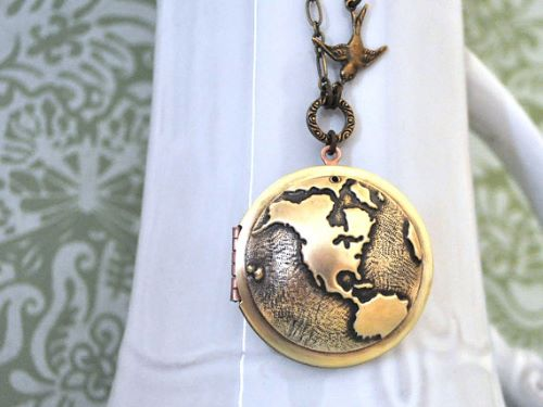 Locket Necklace Cheap