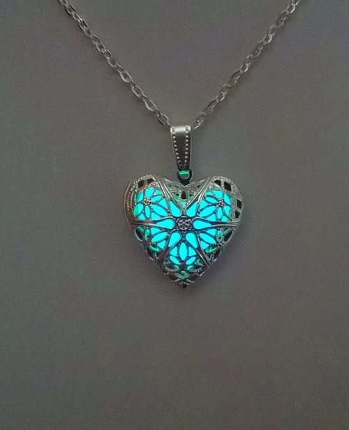 Locket Necklace Tiffany