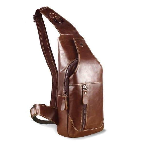 Man Bag Leather Essentials