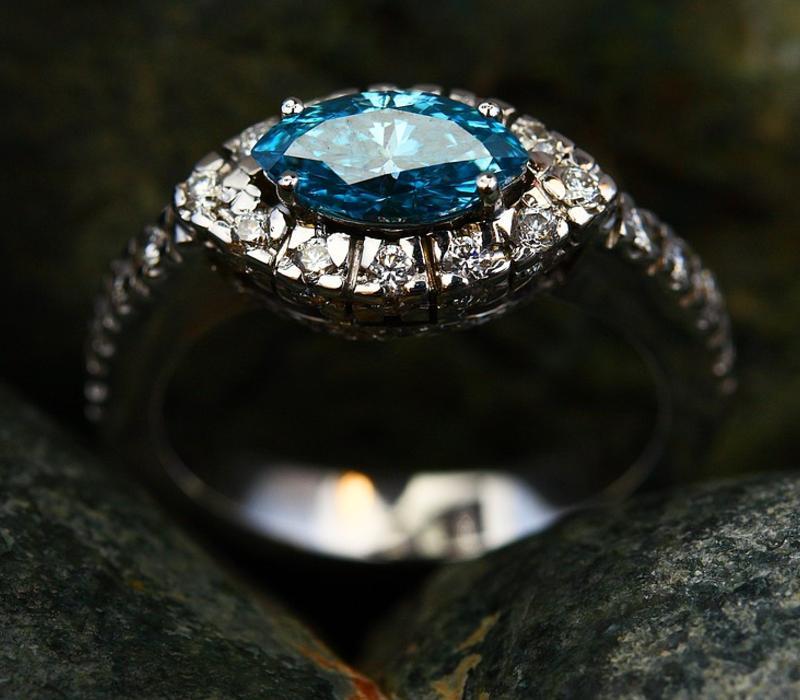 Marquise Ring Stone Shape