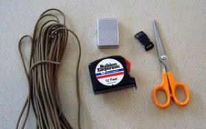 Materials Paracord Bracelet