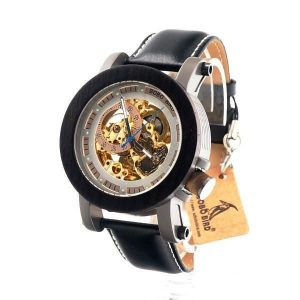 Mechanical Wood Watches