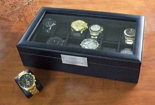 Men Wooded Jewelry Box