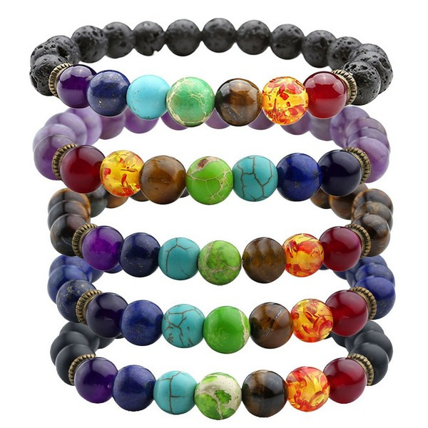 Mens Beaded Bracelets Jewelry