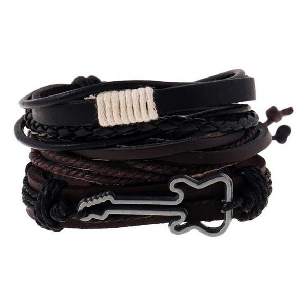 Mens Bracelet Stacks
