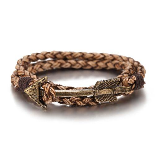 Mens Bracelets Braided