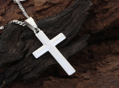 Men'S Cross Pendants