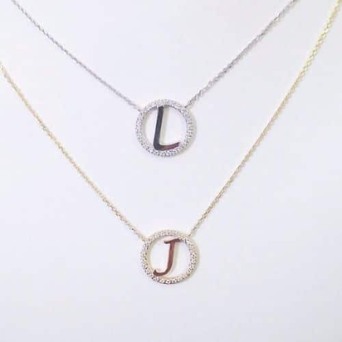 Mens Diamond Necklace