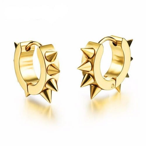 49 unique mens earrings and styles ring to perfection