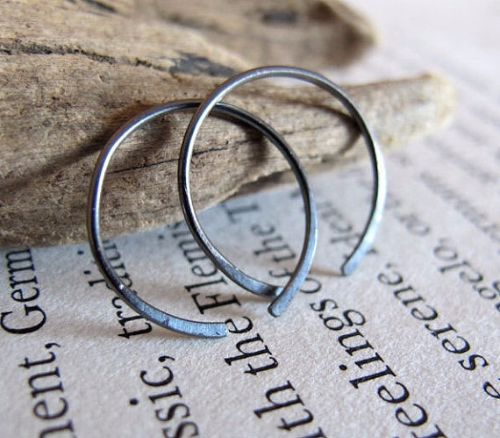 Mens Hoop Earrings