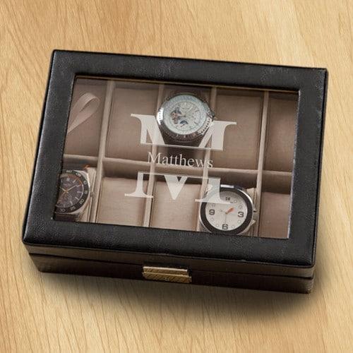 Mens Jewelry Box Valet