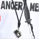Mens Leather Pendant Necklaces